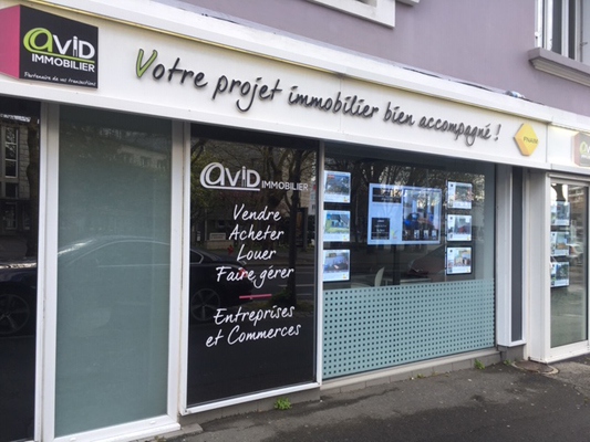 logo Avid immobilier lorient